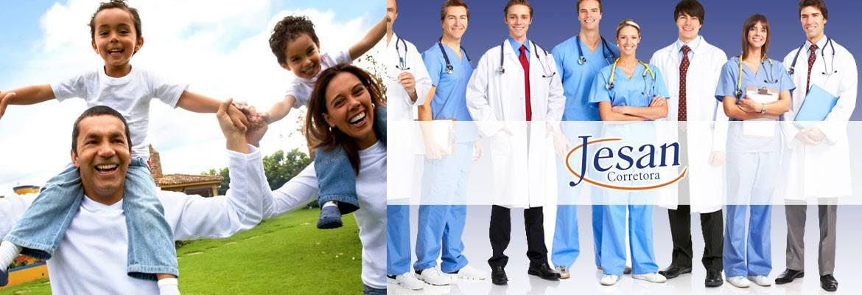 Plano de Saúde é com a Jesan